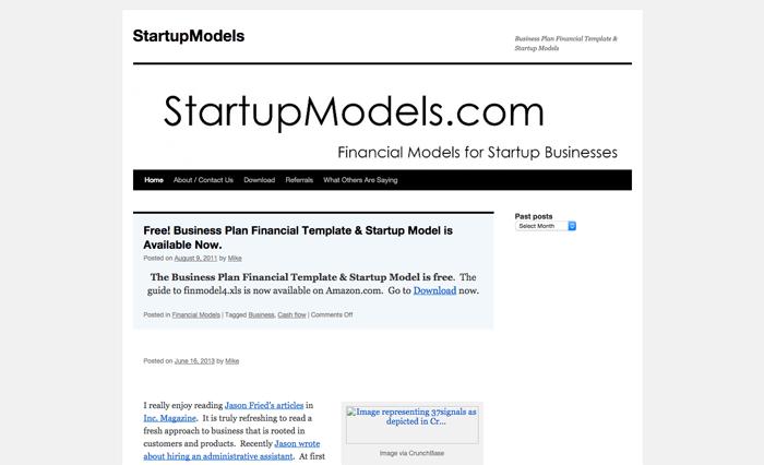 startupmodels