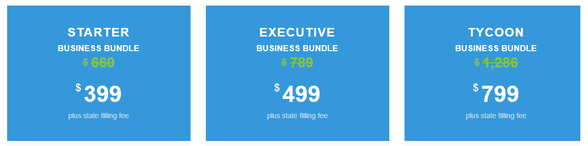 Incfile Authority Pricing
